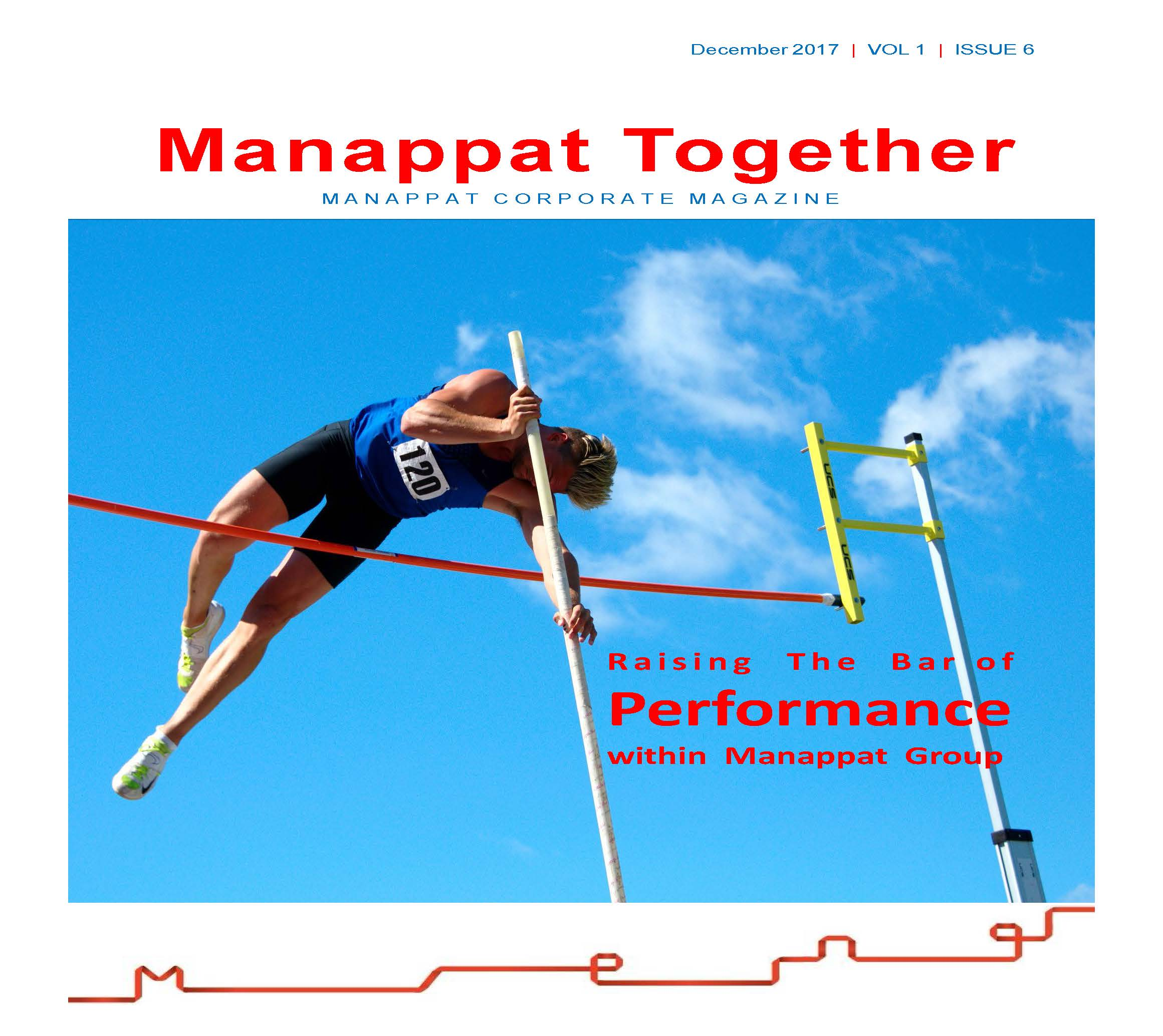 Manappat Together Volume-1-Issue-6