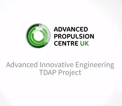 APC TDAP - Advanced Innovative Engineering (UK) Limited