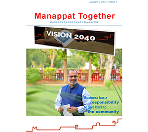 Manappat Together Volume-1-Issue-7